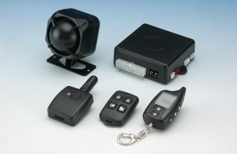 CAR-2300 2 Way car alarm system