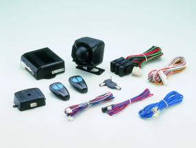 CAR-9060 1 Way car alarm system