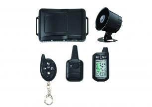 CAR-8000  2 Way Remote Starter Alarm System