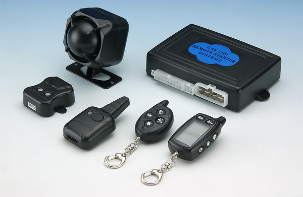 Automotives Manufacturers Yisen Technology Car Alarm Systems